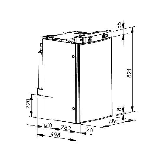 electrolux rm4271 wiring diagram